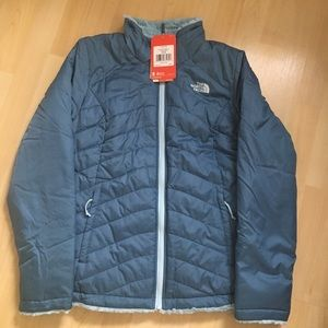 The North Face Jackets & Coats - The North Face Reversible Jacket Blue M